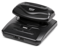 32X, an add-on for Sega Genesis/Mega Drive (from the fourth generation), released on November 19, 1994.[70][71][72][73]