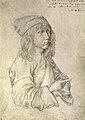 Self-portrait at 13 by Albrecht Dürer.jpg