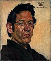 Self-portrait by Kishida Ryusei (Toyota Municipal Museum of Art).jpg