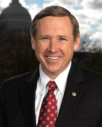 2016 United States Senate election in Illinois - Image: Senator Mark Kirk official portrait crop