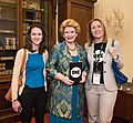 Senator Stabenow meets with representatives of the ONE Campaign (32361072493).jpg