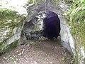 Sentier karstique - Grotte de l'ermite (Besain).jpg