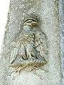 Sept-Saulx D35 Voie Romaine Monument Napoléon III Aigle impériale.jpg