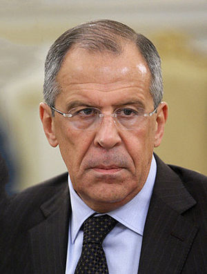 Permanent Representative of Russia to the United Nations - Image: Sergey Lavrov 17.03.2010