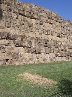 Servian Wall defensive wall