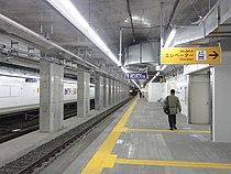 Setagaya-Daita station Platform B3F 20130420.jpg