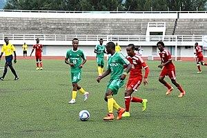 Seychelles national football team - Seychelles v Ethiopia at Stade Linité, 5 September 2015