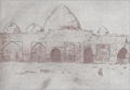 Shamakhi mosque by Grigory Gagarin.png