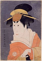Osagawa Tsuneyo II, possibly in the rôle of Ippei's sister Osan