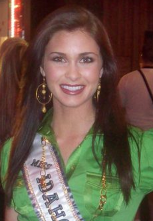 Miss Idaho Teen USA - Shareece Pfeiffer, Miss Idaho Teen USA 2008