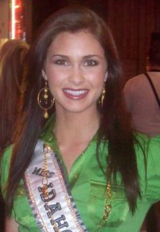 Miss Idaho Teen USA - Shareece Pfeiffer, Miss Idaho Teen USA 2008