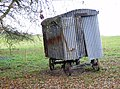 Shed on wheels - geograph.org.uk - 630452.jpg