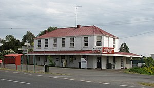 Shelford, Victoria - Former general store
