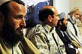 Shinwari tribal headsmen honor tribal pact, produce high value individual for Afghanistan's reconciliation program DVIDS251497.jpg
