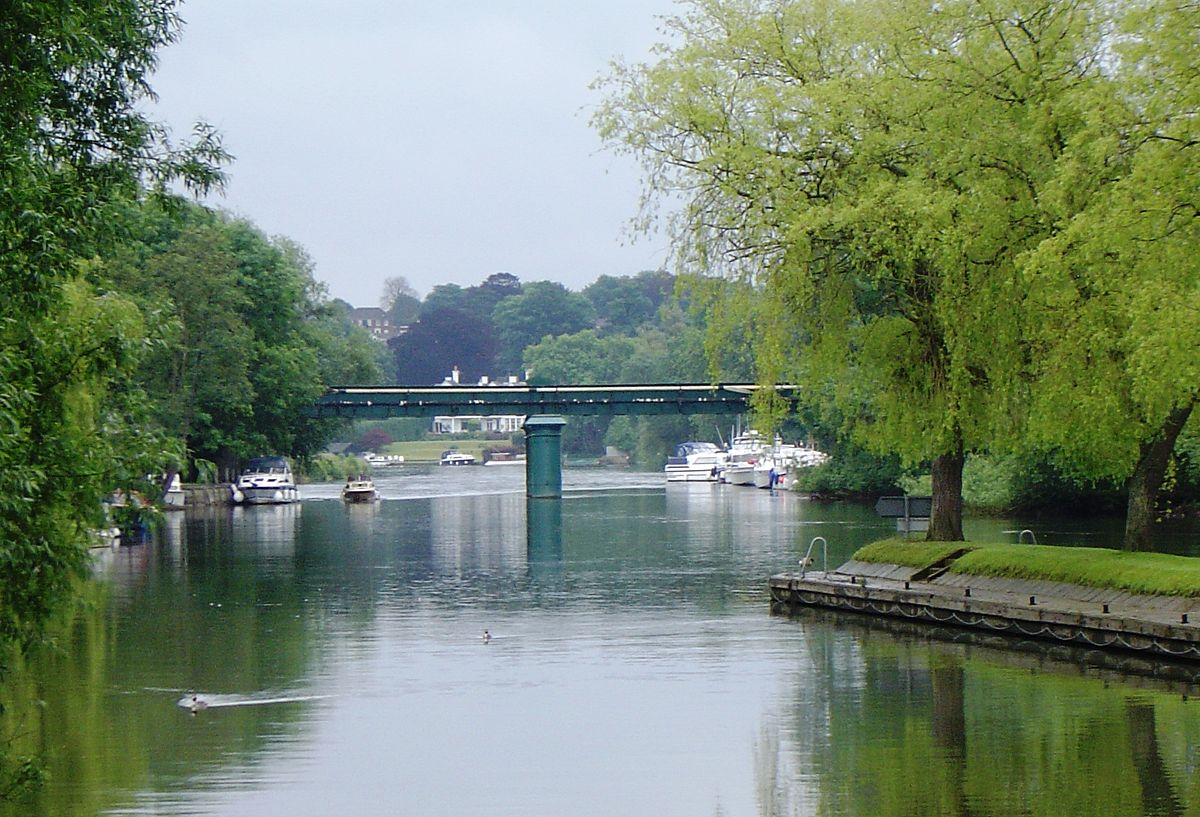 Shiplake Railway Bridge Wikipedia