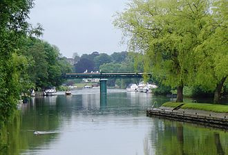 Shiplake Railway Bridge - Shiplake Railway Bridge