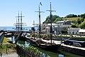 Ships in Charlestown harbour.jpg