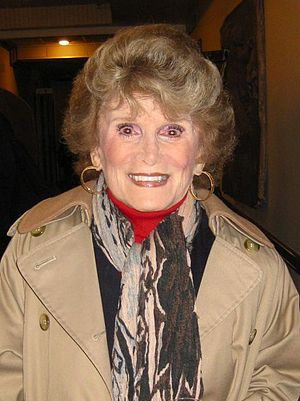 Shirley Mitchell - Mitchell in October 2008