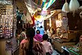 Shopping lanes of varanasi.jpg