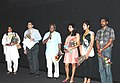 Shri Shaji N. Karun, Director of the film 'Kutty Shrank' with his cast and crew, at the presentation of the film, during the 40th International Film Festival (IFFI-2009), at Panaji, Goa on November 27, 2009.jpg