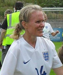 Sian Williams (footballer) British footballer