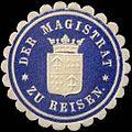 Siegelmarke Der Magistrat zu Reisen W0309750.jpg