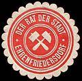Siegelmarke Der Rat der Stadt Ehrenfriedersdorf W0301665.jpg