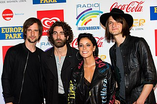 German Pop-Rock-Band