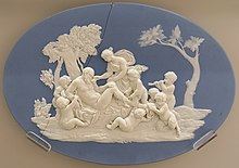 Dating Wedgwood broche