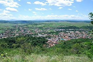 Șimleu Mountains - Şimleu Mountains and Șimleu Silvaniei