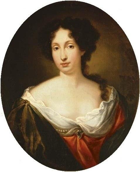 Simon Dubois - Portrait of a lady
