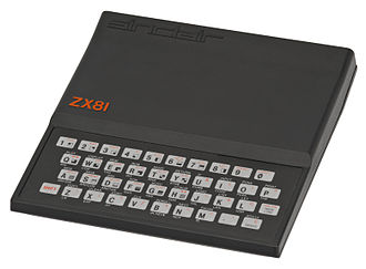Rick Dickinson - The ZX81 personal computer