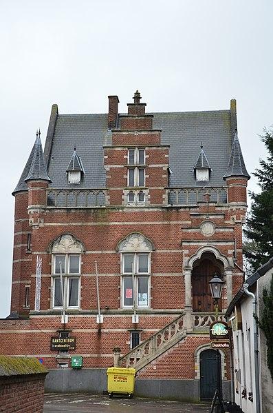 Voormalig gemeentehuis Rijmenam