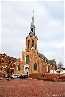 St. Peter in Chains Church (Beringen)