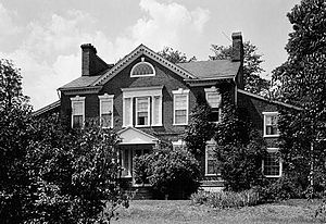 Havre de Grace, Maryland - Sion Hill, 1936 photo
