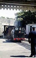 Sir Haydn arrives at Tywyn Wharf station - geograph.org.uk - 774663.jpg