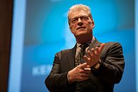 Ken Robinson na The Creative Company Conference w 2014