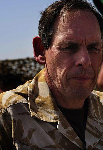 Nick Parker - General Sir Nick Parker