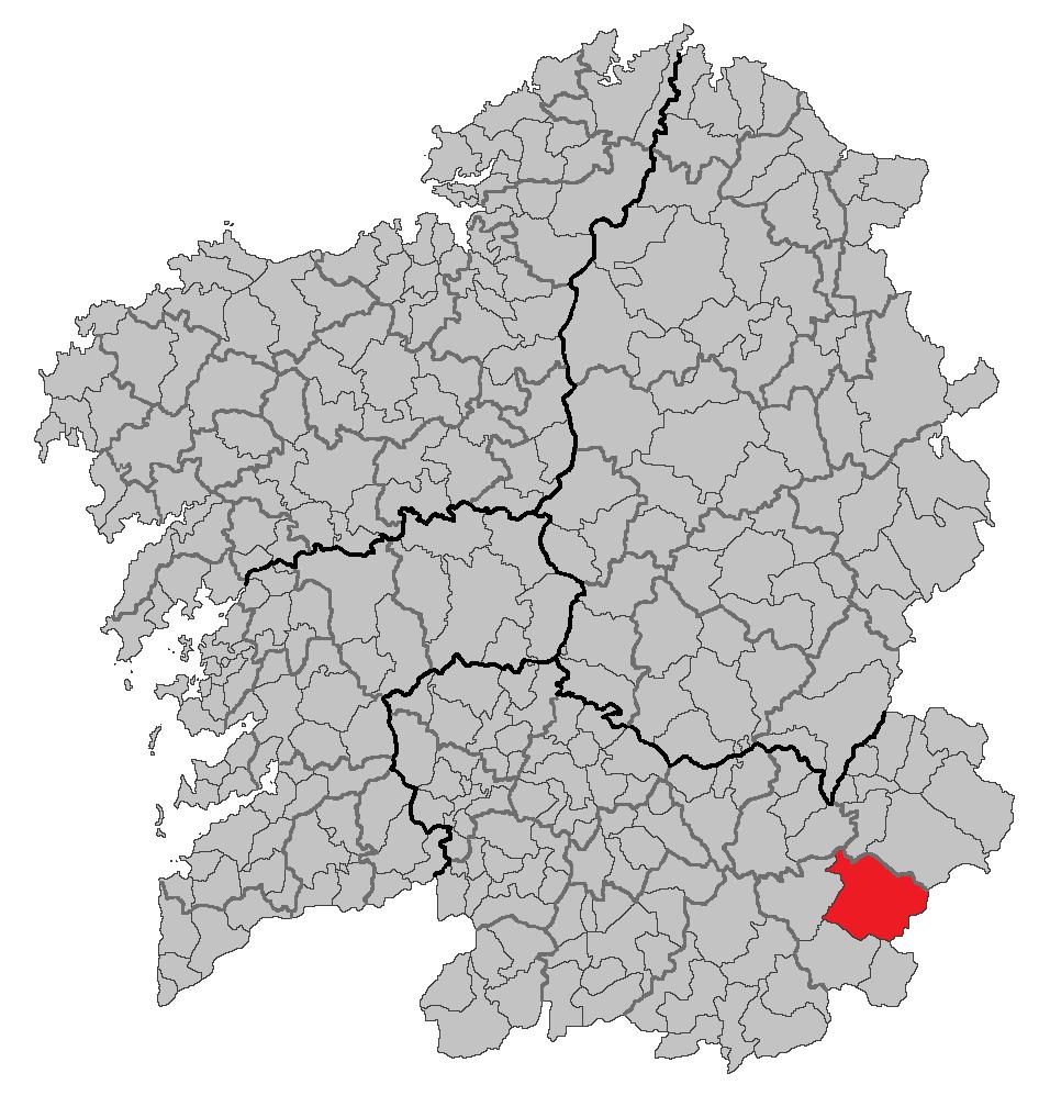 Situacion Viana do Bolo
