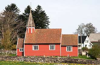 Finnøy - Sjernarøy Church