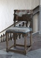 Sliten stol - Skoklosters slott - 103875.tif