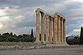 Sloupy v Hadriánově knihovně - panoramio.jpg