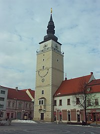 City Tower (Trnava)