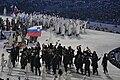 Slovenia at 2010 Winter Olympics opening ceremony (2).jpg
