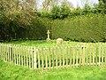 Small Graveyard, Foscote - geograph.org.uk - 385046.jpg