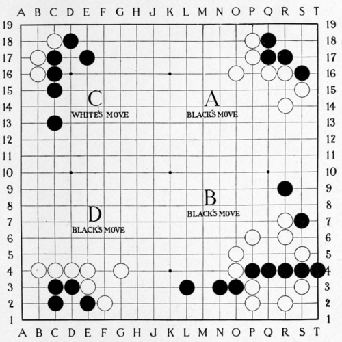 Smith (1908) The Game of Go Plate 42.png