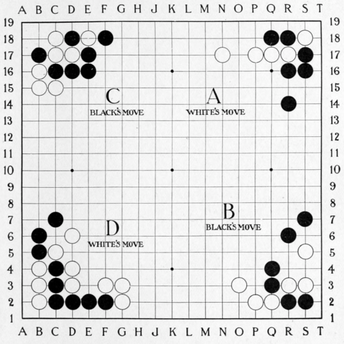 Smith (1908) The Game of Go Plate 43.png