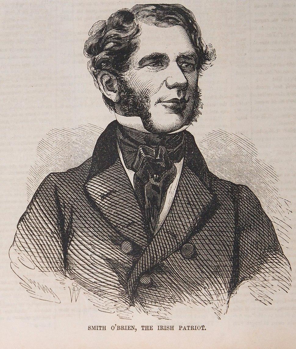 Smith O'Brien, The Irish Patriot