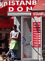 Smoke Break Outside Doner Kebab Shop - Marburg - Germany.jpg