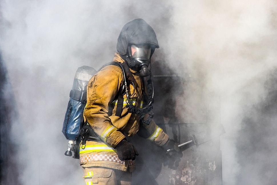 Smoke house training